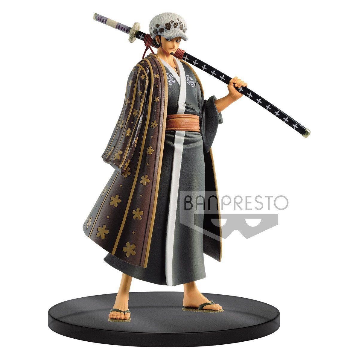 "Banpresto One Piece 6.7/"" Buggy DXF Figure The Grandline Men Volume 7"