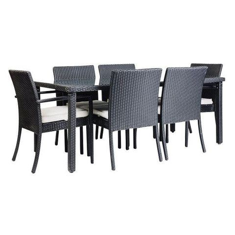 Modani Outdoor Coronado Dining Set