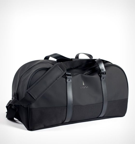 The Rains Travel Bag Has Perfect Size For A Quick Weekend Getaway