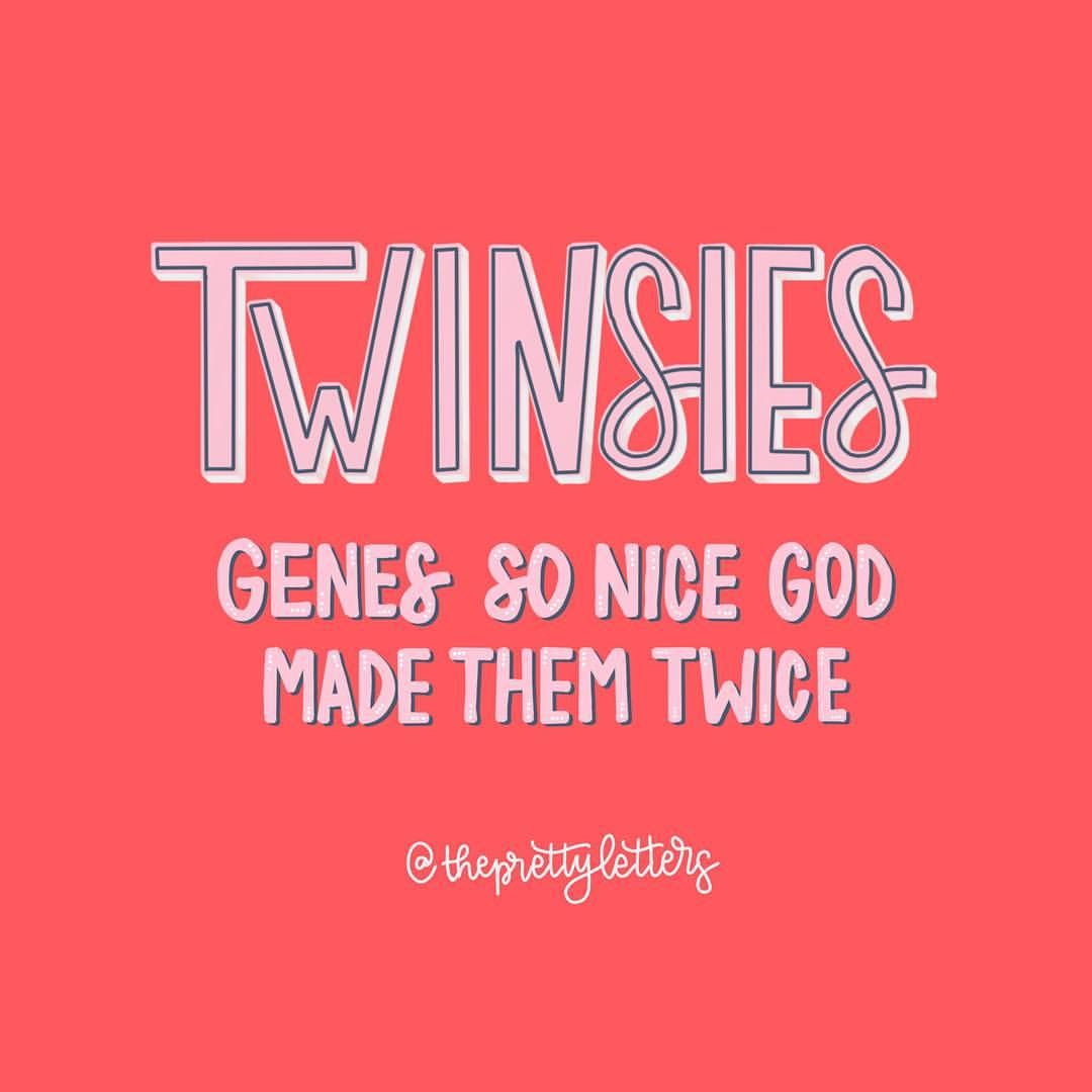 I Wouldn T Trade Being A Twin For Anything Even Though We Have Lived Hundreds Of Miles Apart For M Twin Quotes Birthday Wishes For Twins Birthday Quotes Funny