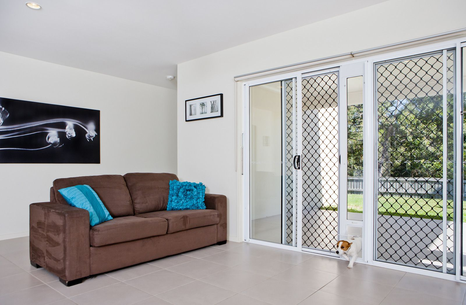 Patio Pet Door Insert For Sliding Doors Temporary Dog Doors Cat
