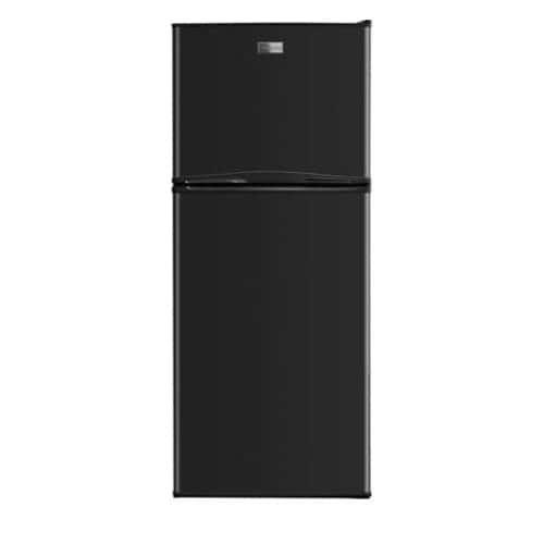 Frigidaire FFET1222Q 24 Inch Wide 12 Cu. Ft. Top Mount Refrigerator ...