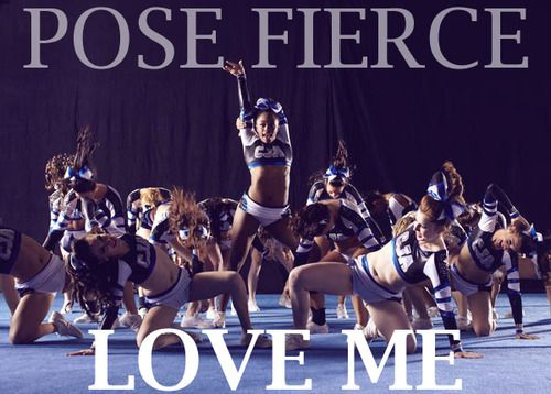Cheer Formations And Motions