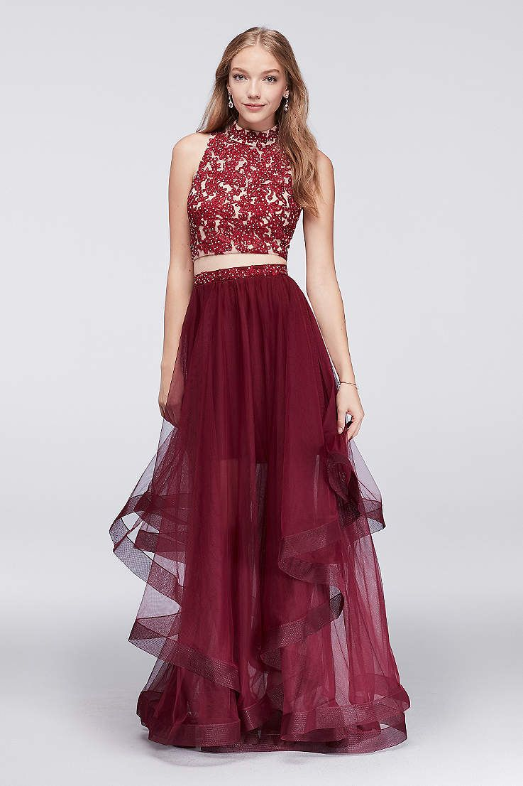 Find the perfect prom dresses at davidus bridal and choose from a
