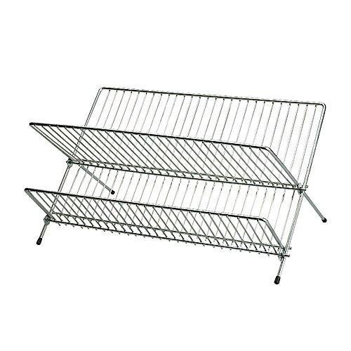 Gouttoir vaisselle kvot acier zingu id es pr appart modern dish racks ikea kitchen - Ikea tissus d ameublement ...
