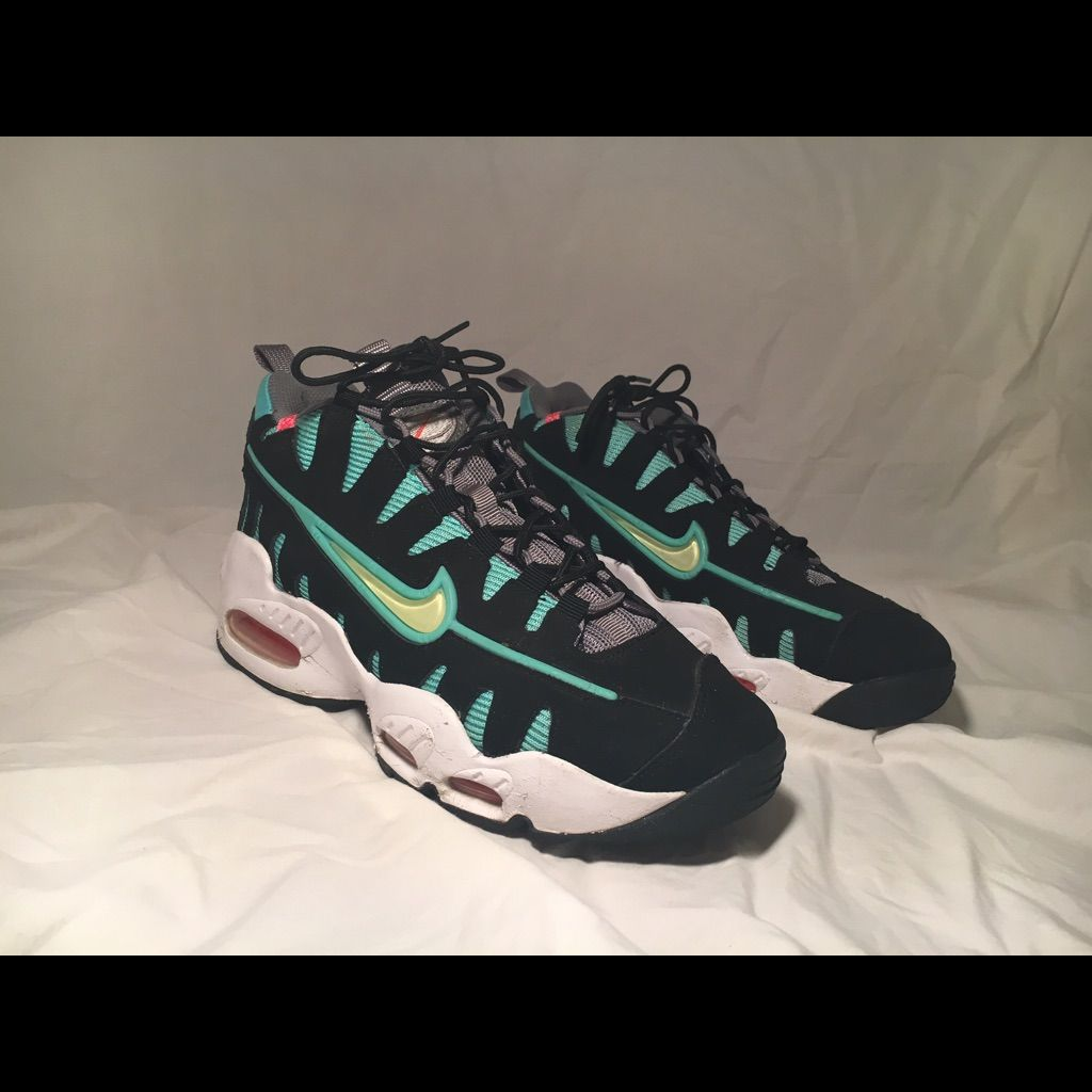 Nike Shoes Nike Air Max Nm Nomo 6 Gs South Beach Color