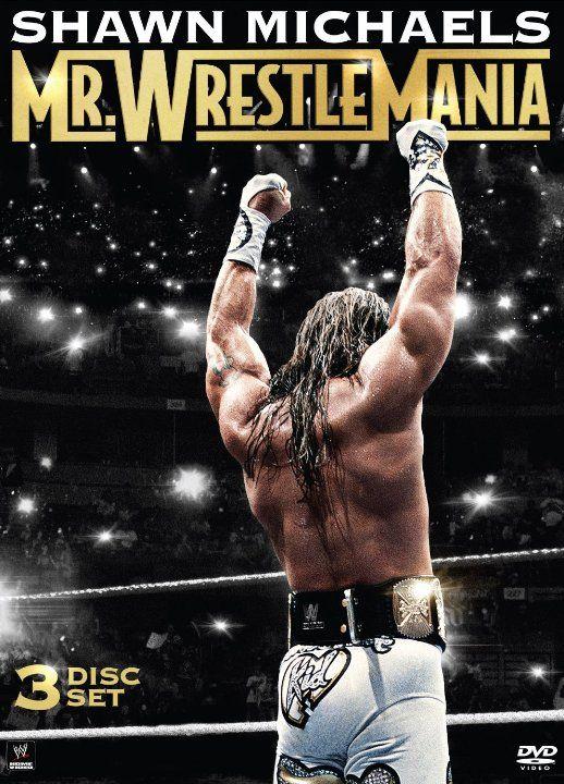 Network Shawn Michaels Wwe Shawn Michaels Shawn