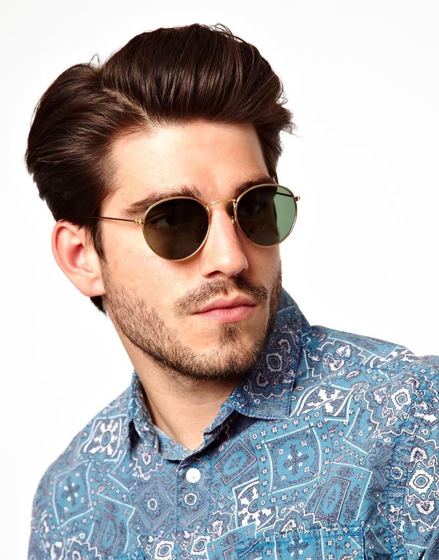 f0559e40d7d Reclaimed Vintage Round Sunglasses