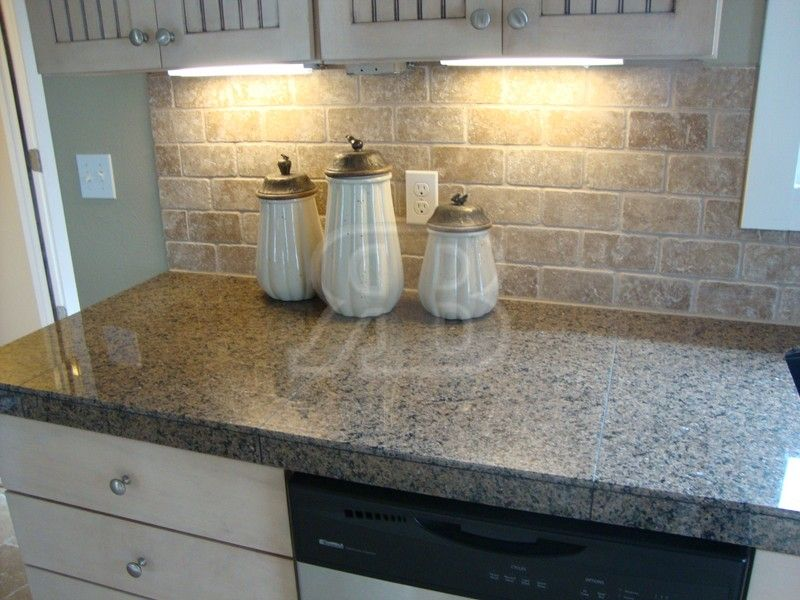 Tropic Brown Granite Backsplash Ideas Part - 36: Tropic Brown Granite - Google Search. Luxury KitchensBacksplash IdeasSubway  ...