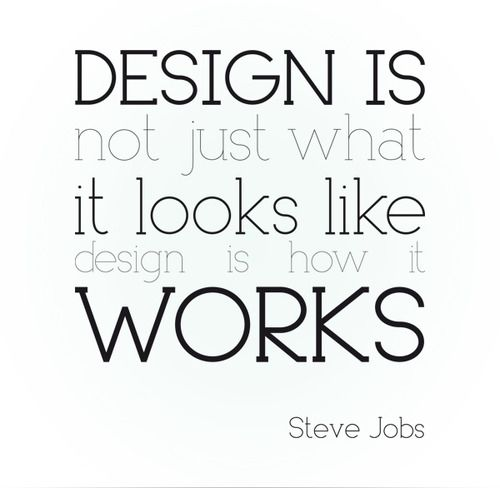 The Only Thing Steve Jobs Has Said That I Agree With