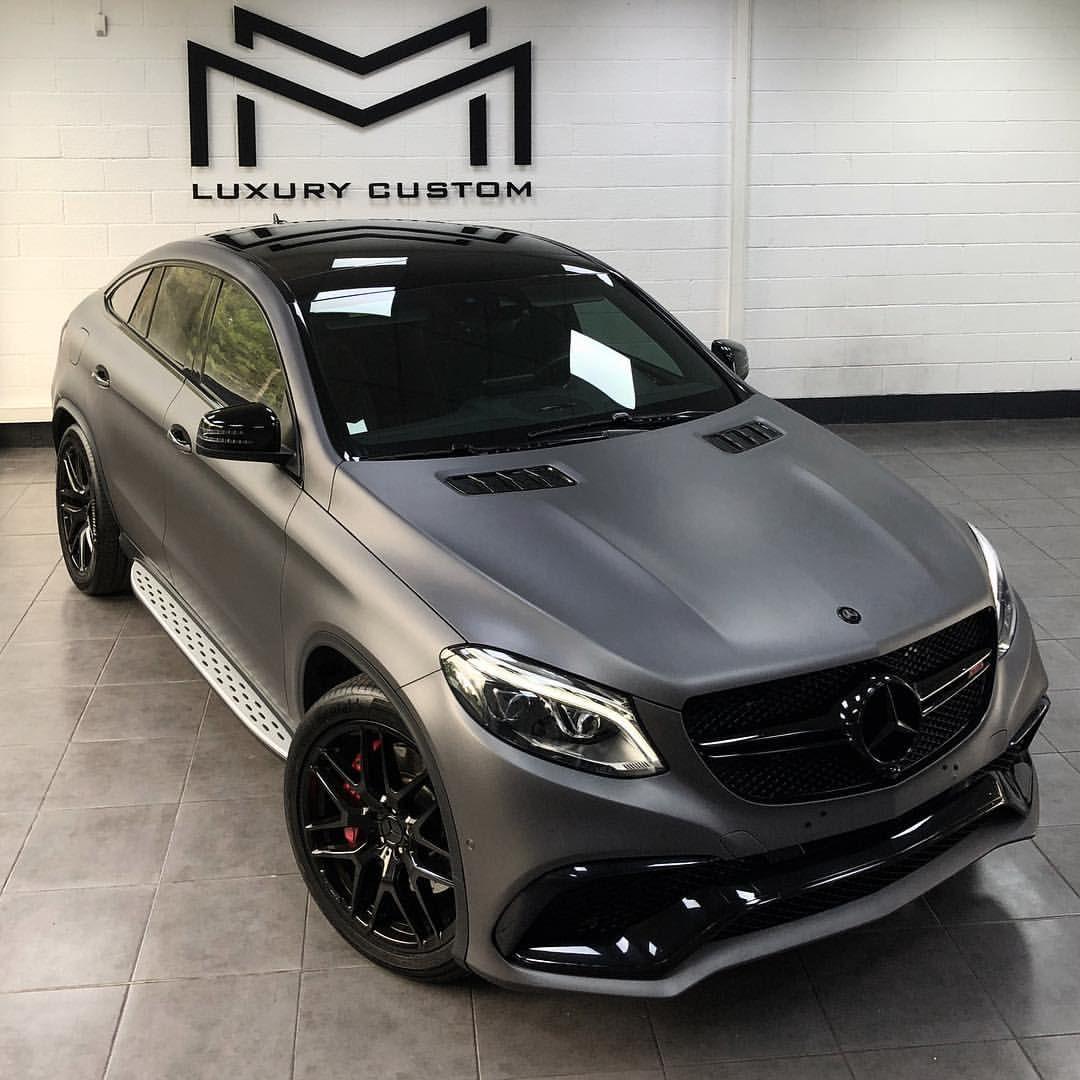 Big Beast Mercedes Gle 63 Amg Picoftheday Monaco Grey