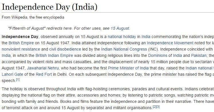 Pin By  August  Speech Independence Day On Independence Day