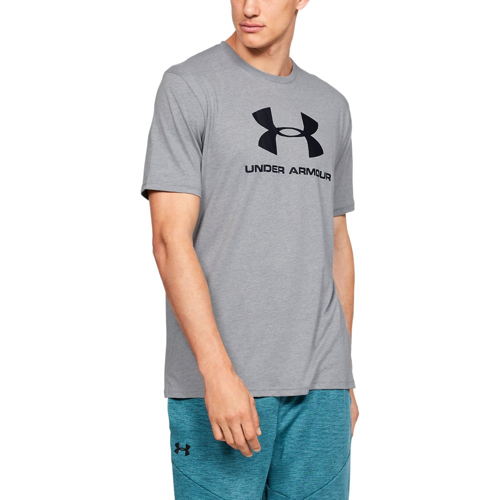 70f9516d60 Under Armour Men's Under Armour Sportstyle Logo Short Sleeve in 2019 ...