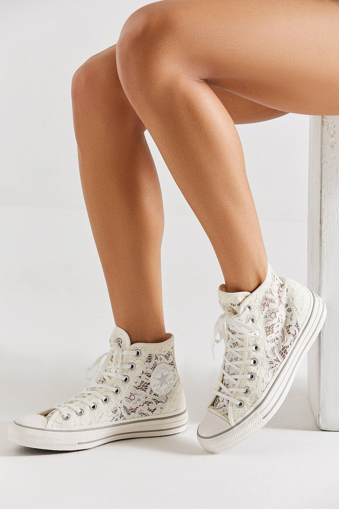Lace Top High Chuck Converse SneakerShoes Taylor 54jRqLA3