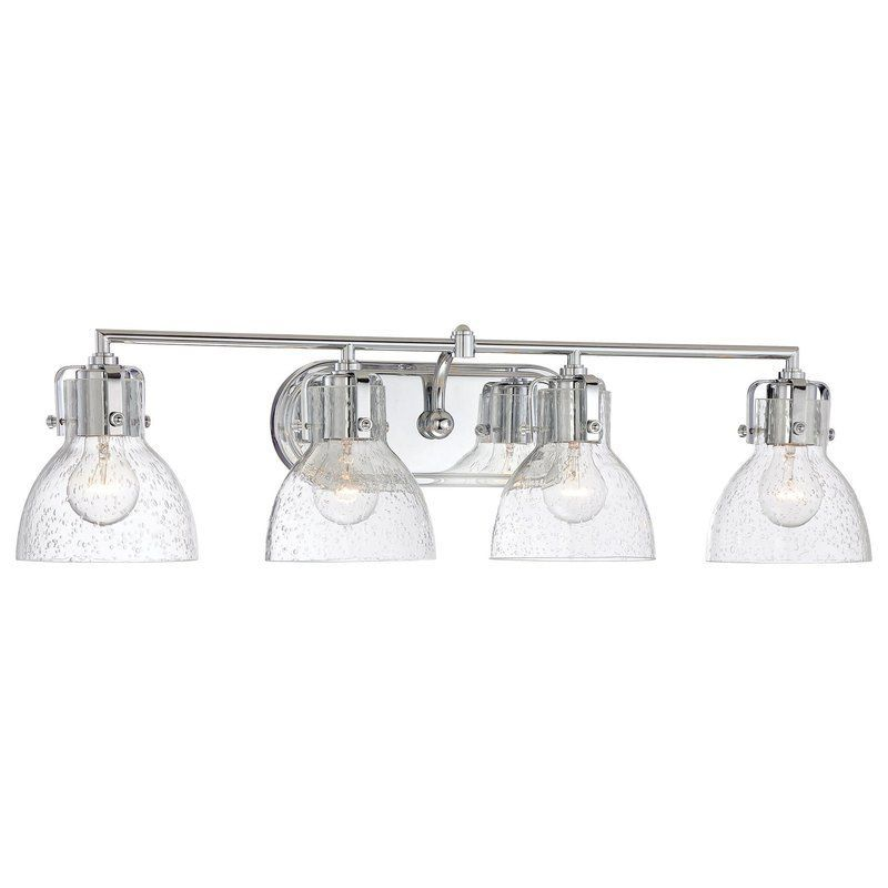 "View The Minka Lavery 5724 4 Light 315"" Width Bathroom Vanity Cool Home Depot Bathroom Light Fixtures Decorating Design"