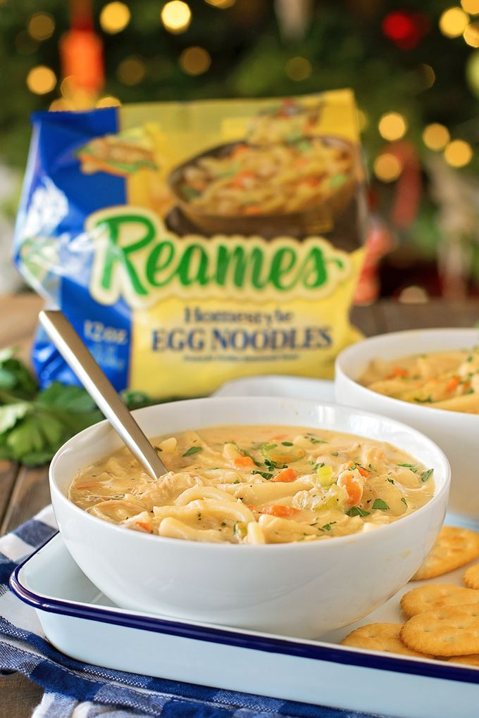 recipes using reames egg noodles  chicken noodle recipe
