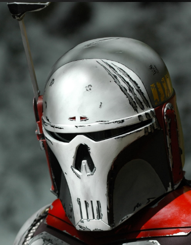 Helmet Reference Images And Era Guide Boba Fett Helmet Reference Images