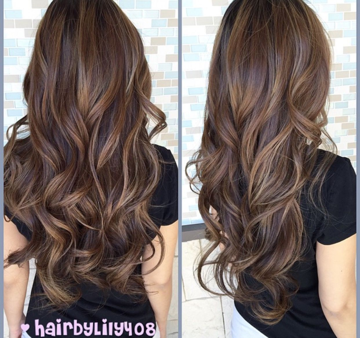 Image result for milk chocolate hair color with caramel ...