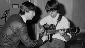 George Harrison And John Lennon Relationship