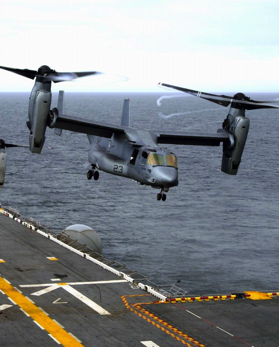 U.S. Marine Corps MV-22B \