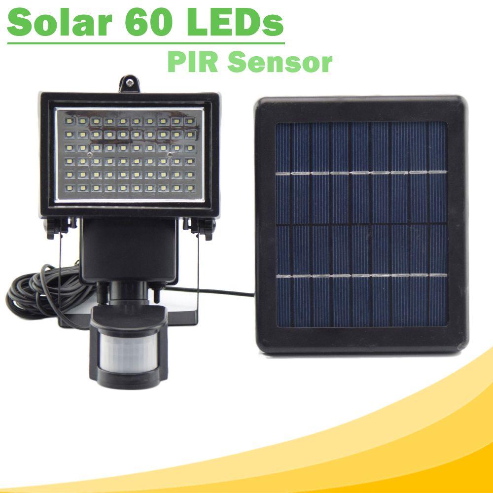 60 Leds Solar Powered Led Emergency Rechargeable Lights Led Light