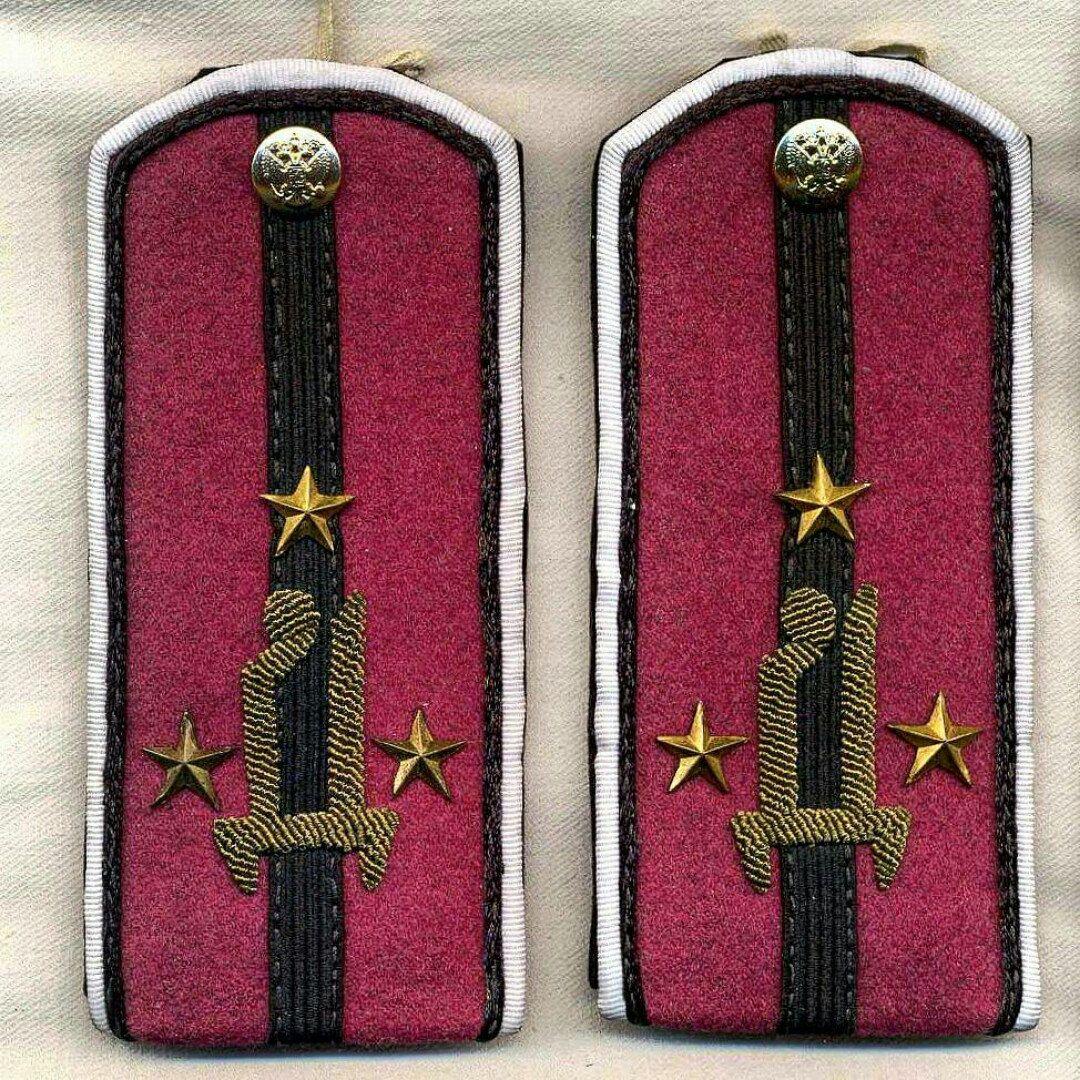 Civil War  2nd Lieutenant Embroidered Collar Insignia Black-NEW