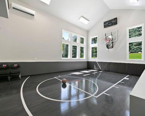 Pin By Garba Abdel Salime On Dream Board Dream Home Gym Home Basketball Court Basketball Room