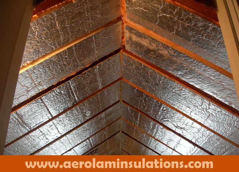 Insulating Your House Helps To Maintain A Comfortable Living Environment By Maintaining Inside Temperat Insulation Materials Living Environment Vaulted Ceiling
