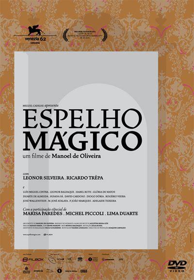 http://mundodecinema.com/manoel-de-oliveira/ - A relação de Agustina Bessa-Luís com Manoel de Oliveira iniciou-se, em 1981, quando o cineasta adaptou a obra Fanny Owen ao filme que intitulou de Francisca. Desde essa altura, Oliveira transpôs mais cinco obras da autora, a última A Alma dos Ricos, em 2005, para o filme Espelho Mágico. Esta relação profissional, porém, nem sempre correu bem.