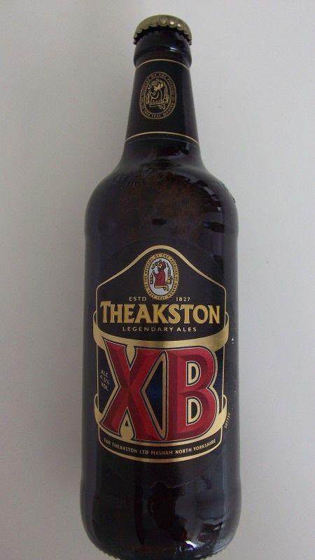 Cerveja Theakston Xb Estilo Extra Special Bitter English Pale Ale