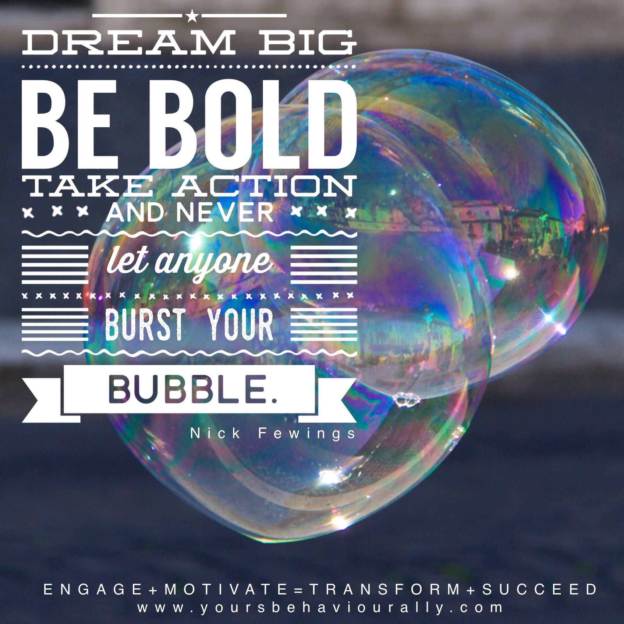 Motivational quotes dream quotes dream big quotes action quotes - Action Don T Burst The Bubble Quotes Quotesmotivational Quoteslife Quotesinspirational Quotesthe Bubblepositive Affirmationsdream Bigbe