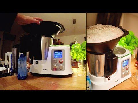 Dampfgaren mit Gemüse im Test | Küchenmaschine mit Kochfunktion ...