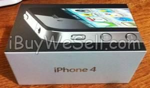 IPhone 4 16  Comes with Original Apple Unused Wall Charger, USB Cable and headset & Everything inside the Box.  Brand New still in the factory labels.  To check the price, click on the picture. For more mobile phones visit http://www.ibuywesell.com/en_AU/category/Mobile/467/ #iphone #mobile #phones #cellphone #apple #galaxy #samsung