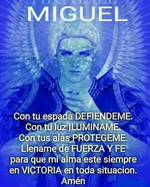 Angeles Y Arcangeles On Instagram Oracion Poderosa