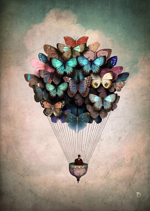Loversmask — septagonstudios: Christian Schloe DREAM ON