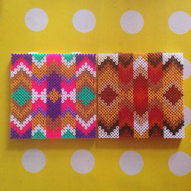 Tiles hama perler designs by loobyroux