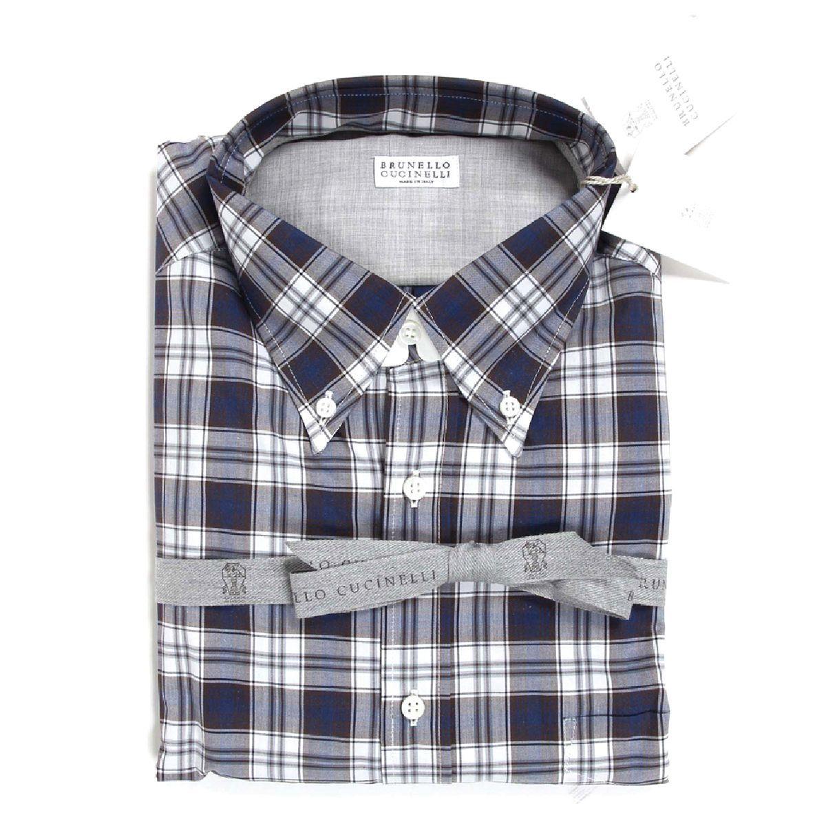 Brunello Cucinelli Mens Shirt MA6550068 C928