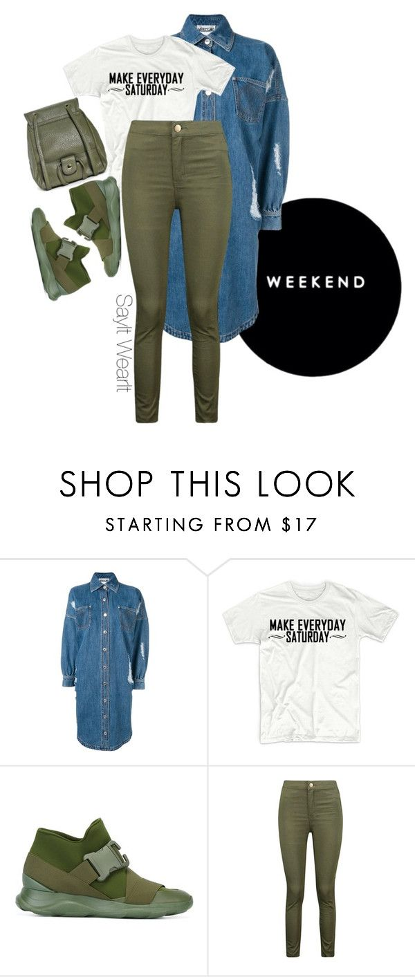 """""""Unnamed #44"""" by sayitwearit on Polyvore featuring Moschino, Christopher Kane and Boohoo"""