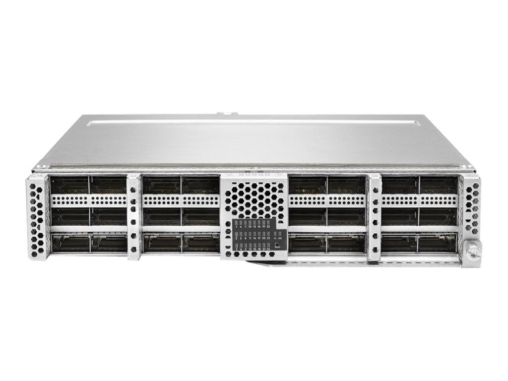 Hpe Apollo 100gb 48p Opa Unmanaged Switch Rack Simply Racksimply Hpe Networking Network Switch Opa Rack