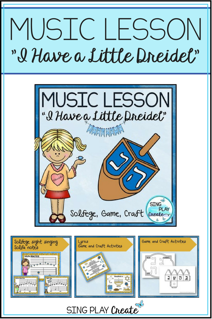 Kodaly hanukkah song i have a little dreidel lesson game kodaly hanukkah song i have a little dreidel lesson game craft biocorpaavc