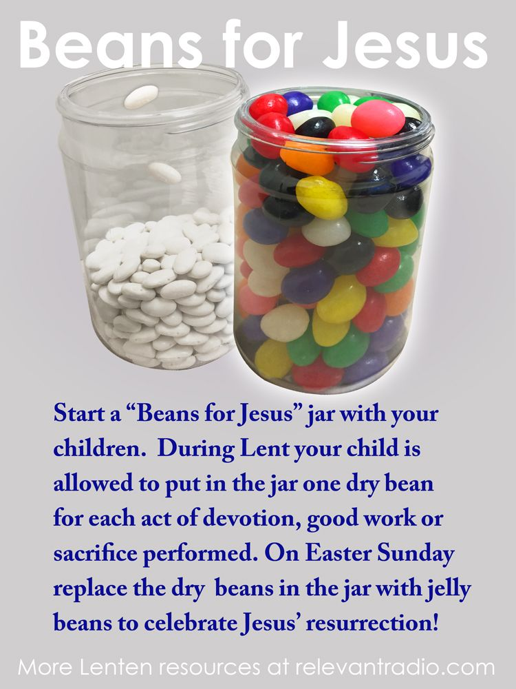 A charming lenten tradition to try with your family lent