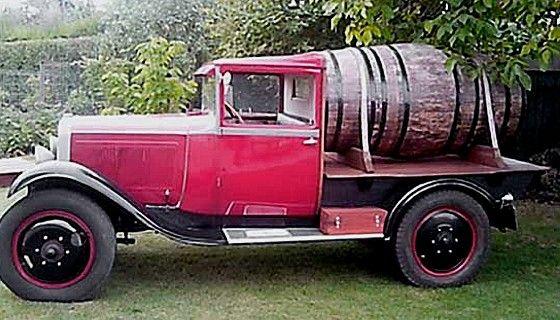 citroen ac4 1930 v hicules anciens du pass food trucks. Black Bedroom Furniture Sets. Home Design Ideas