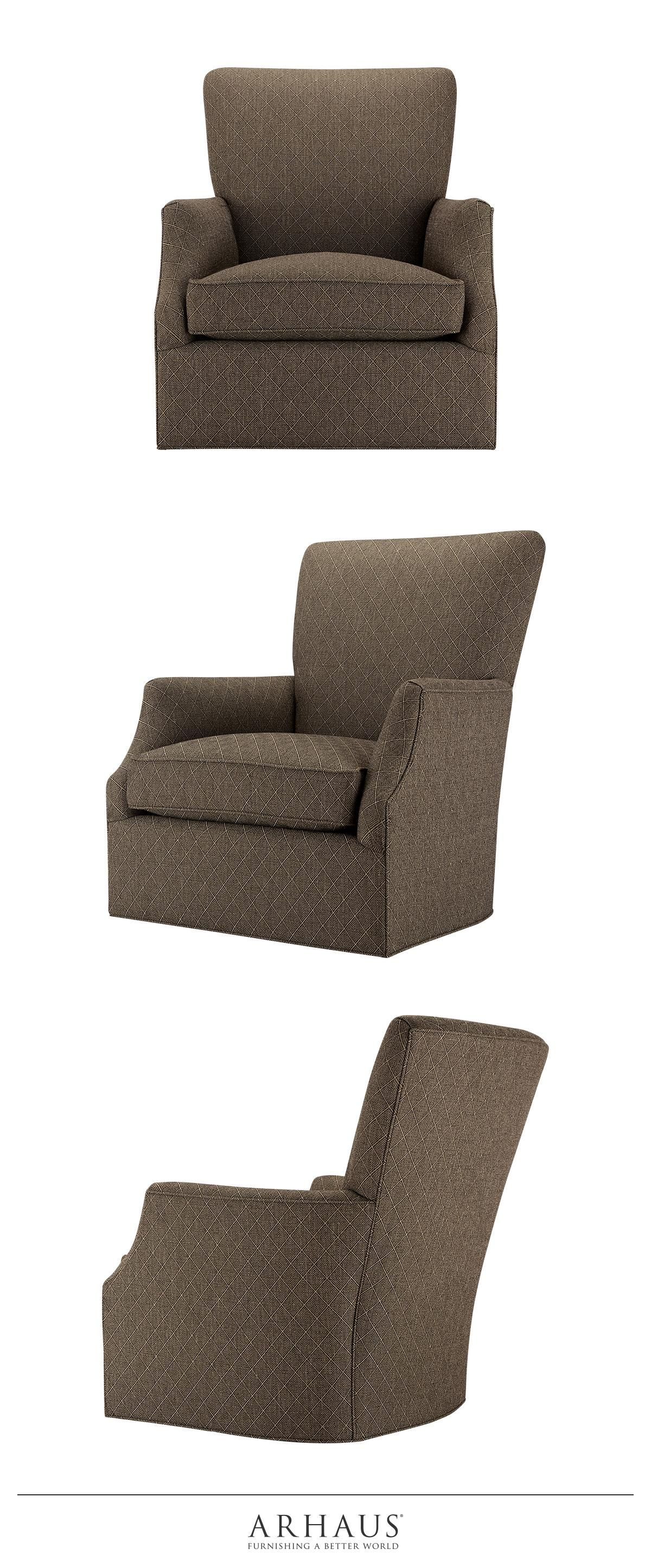 Incredible This Chair Swivels And Glides Shop Demond At Arhaus Onthecornerstone Fun Painted Chair Ideas Images Onthecornerstoneorg