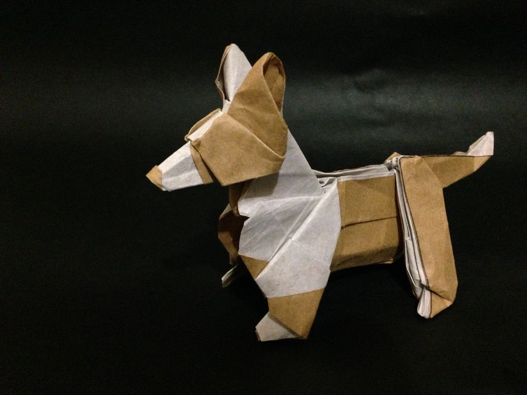 Photo of Origami Dogs by Steven Casey