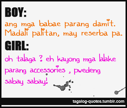 Funny Quotes About Life Tagalog Version X7ljbnivd Manielynraagas