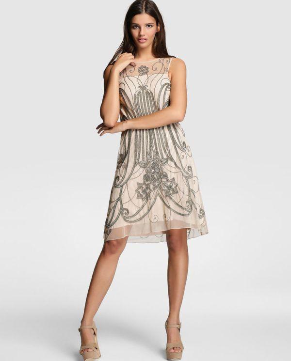vestidos chica el corte ingles