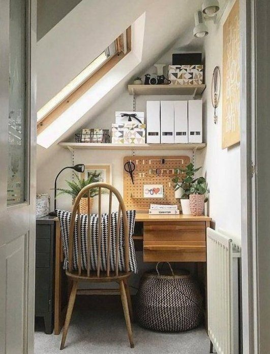 Even the smallest space can work for you if its thoughtfully  designed  #