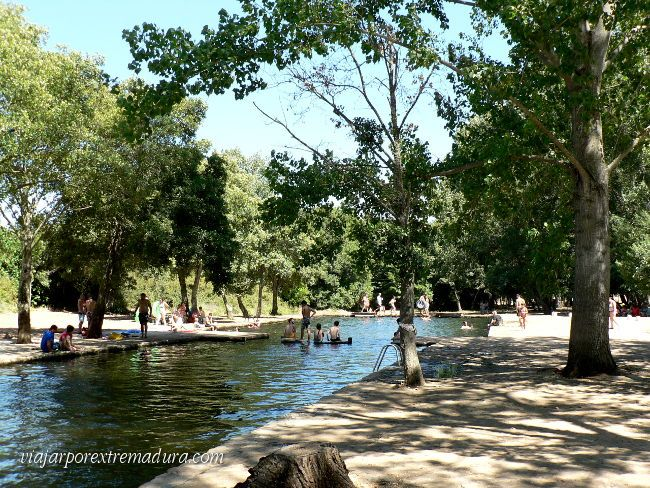 Piscina natural de la codosera lugares para visitar - Piscinas naturales badajoz ...