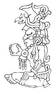 Xaman Ek Dios De La Estrella Polar Mayan God Of The North Star