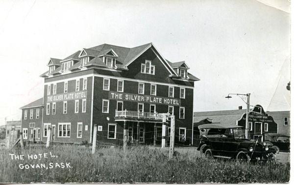 Hotel Govan, Sask. | saskhistoryonline.ca